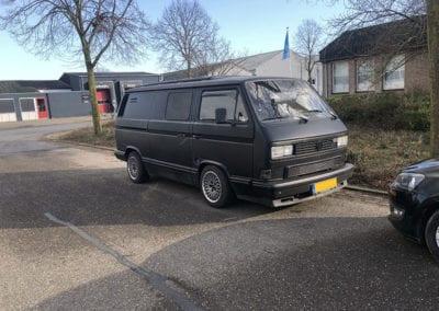 CMC Nederland - Slaaphefdak universeel - Volkswagen rechtsvoor