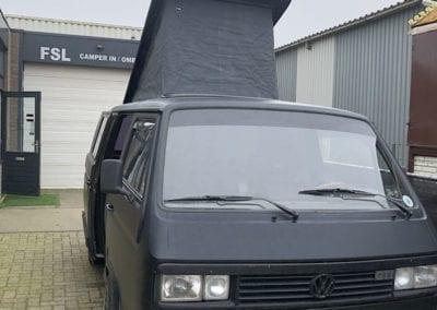 CMC Nederland - Slaaphefdak universeel - Volkswagen slaaphefdak open