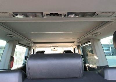 CMC Nederland - Slaaphefdak Multivan en Volkswagen Transporter 5 / 6 - Binnenkant