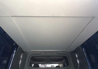 CMC Nederland - CMC Slaaphefdak Mercedes Sprinter / Volkswagen Crafter - Binnenkant 2