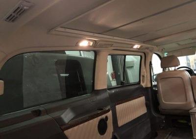 CMC Nederland - CMC Slaaphefdak Mercedes Viano / Vito - Donkere Mercedes Binnenkant